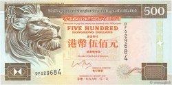 500 Dollars HONG KONG  1999 P.204d NEUF