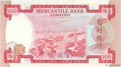 100 Dollars HONG KONG  1974 P.245 pr.NEUF