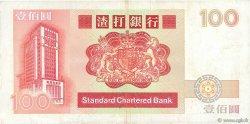 100 Dollars HONG KONG  1987 P.281c TTB+