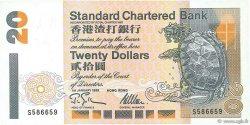 20 Dollars HONG KONG  1995 P.285b NEUF