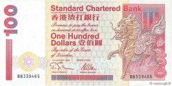 100 Dollars HONG KONG  1995 P.287b NEUF