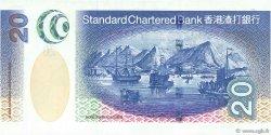 20 Dollars HONG KONG  2003 P.291 pr.NEUF