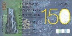 150 Dollars HONG KONG  2009 P.296 NEUF