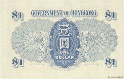 1 Dollar HONG KONG  1941 P.316 SUP+