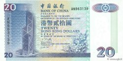 20 Dollars HONG KONG  1994 P.329a NEUF