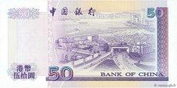 50 Dollars HONG KONG  1999 P.330e NEUF