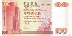 100 Dollars HONG KONG  1996 P.331b NEUF