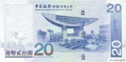 20 Dollars HONG KONG  2003 P.335a NEUF