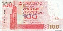100 Dollars HONG KONG  2003 P.337a NEUF