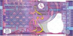 10 Dollars HONG KONG  2002 P.400a NEUF