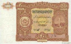 20 Afghanis AFGHANISTAN  1936 P.018 NEUF