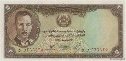 2 Afghanis AFGHANISTAN  1939 P.021 NEUF