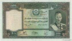 100 Afghanis AFGHANISTAN  1939 P.026a pr.NEUF