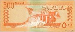 500 Afghanis AFGHANISTAN  1961 P.040A pr.SPL