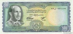 500 Afghanis AFGHANISTAN  1967 P.045a SUP+