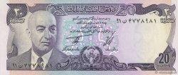 20 Afghanis AFGHANISTAN  1975 P.048b NEUF