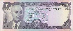 20 Afghanis AFGHANISTAN  1977 P.048c pr.NEUF