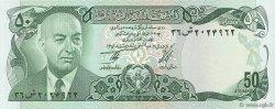 50 Afghanis AFGHANISTAN  1977 P.049c NEUF