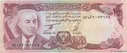 100 Afghanis AFGHANISTAN  1975 P.050b TTB