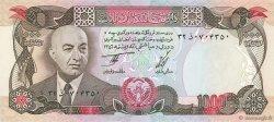 1000 Afghanis AFGHANISTAN  1977 P.053c NEUF