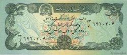 50 Afghanis AFGHANISTAN  1979 P.057a pr.NEUF