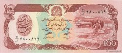 100 Afghanis AFGHANISTAN  1979 P.058a NEUF