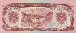 100 Afghanis AFGHANISTAN  1991 P.058c pr.NEUF