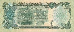 500 Afghanis AFGHANISTAN  1991 P.060c NEUF