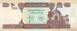 20 Afghanis AFGHANISTAN  2002 P.068a NEUF