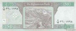 50 Afghanis AFGHANISTAN  2002 P.069a NEUF
