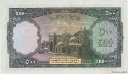 500 Afghanis AFGHANISTAN  1939 P.027 SUP