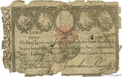5000 Reis PORTUGAL  1826 P.025 AB