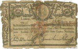 1200 Reis PORTUGAL  1828 P.032 AB