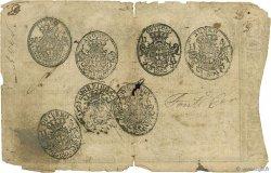 12800 Reis PORTUGAL  1828 P.044 B+