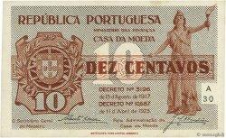 10 Centavos PORTUGAL  1925 P.101 SUP+