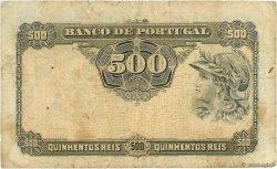 500 Reis PORTUGAL  1917 P.105b pr.TB