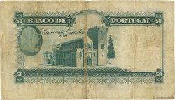 50 Escudos PORTUGAL  1938 P.149 TB