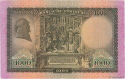 1000 Escudos PORTUGAL  1942 P.156 SUP+