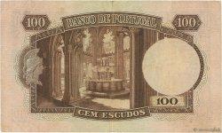 100 Escudos PORTUGAL  1947 P.159 TTB