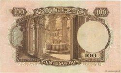 100 Escudos PORTUGAL  1957 P.159 TTB