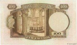 100 Escudos PORTUGAL  1957 P.159 SUP