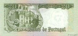 20 Escudos PORTUGAL  1964 P.167b pr.NEUF