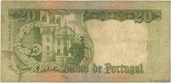 20 Escudos PORTUGAL  1964 P.167b B