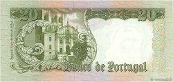 20 Escudos PORTUGAL  1964 P.167b NEUF