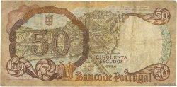 50 Escudos PORTUGAL  1964 P.168 B