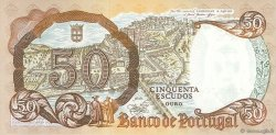 50 Escudos PORTUGAL  1964 P.168