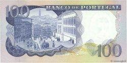 100 Escudos PORTUGAL  1965 P.169a pr.SPL