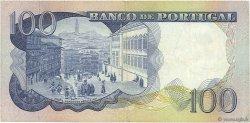 100 Escudos PORTUGAL  1965 P.169a TB+