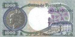 1000 Escudos PORTUGAL  1967 P.172a SPL
