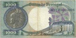 1000 Escudos PORTUGAL  1967 P.172a pr.TTB